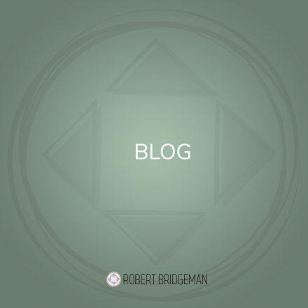 Blog Robert Bridgeman