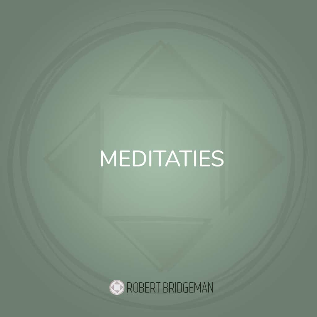 Meditaties Robert Bridgeman