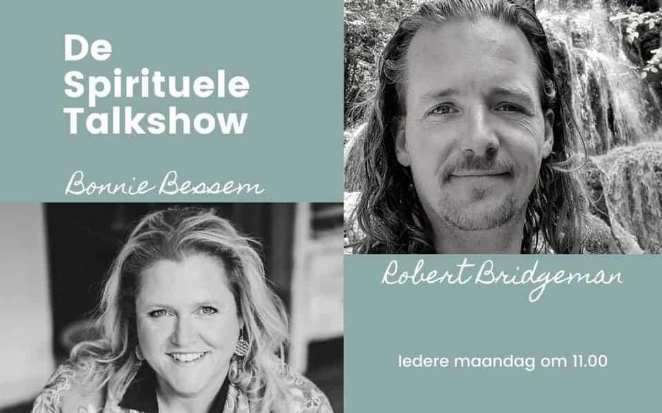 spirituele talkshow podcast