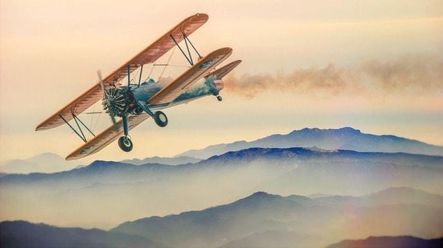 vliegtuig ponr
