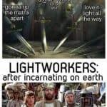 De komende generaties lichtwerkers